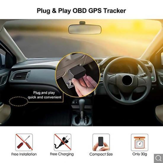 OBD GPS TRACKER -Συσκευή εντοπισμού σε πραγματικό χρόνο